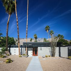 Twin Palms - Palmer and Krisel - Palm Springs - darren bradley - 1957