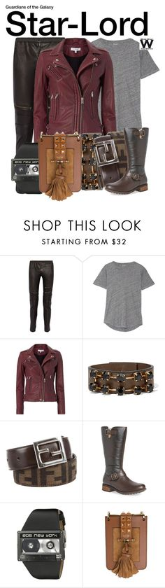 """""""Guardians of the Galaxy"""" by wearwhatyouwatch ❤ liked on Polyvore featuring A.L.C., Madewell, IRO, Marni, Fendi, UGG, Eos, SALAR, wearwhatyouwatch and film"""