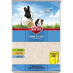Kaytee Clean  Cozy Bedding 1000 Cubic Inch >>> Read more  at the image link.
