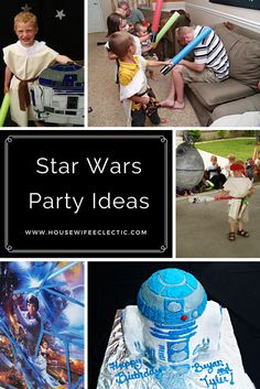 Housewife Eclectic: Star Wars Party Ideas