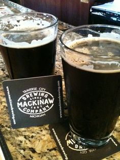 Mackinaw Brewing Company, Traverse City MI