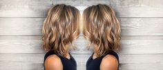 Balayage Hair is all the rage right now. From soft subtle brown tones to more dramatic caramel, you can add flair to your natural brunette color.