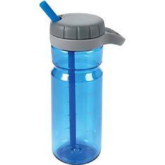 dd81a6dae1 OXO Good Grips Liquiseal Twist Water Bottle, Blue - casa.com Top Water  Bottles