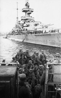 WWI & WWII Military Historian. — stukablr:   Admiral Hipper