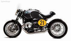 RocketGarage Cafe Racer: #007 Spirit Of Zeller