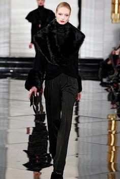 Ralph Lauren Fall 2011 Ready-to-Wear Fashion Show - Melissa Tammerijn