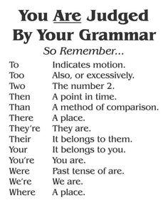 Lack of good grammar drives me nuts Good Grammar, Grammar Tips, Grammar Lessons, English Vocabulary Words, Learn English Words, English Grammar, English Language, Grammar Memes, Basic Grammar