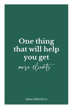 #lbbrandco How to grow a service business, get more clients and get referrals for your services. Business tips for women #busines #clients Business Branding, Business Design, Creative Business, Business Tips, Business Women, Online Business, Online Entrepreneur, Business Entrepreneur, Post Brief