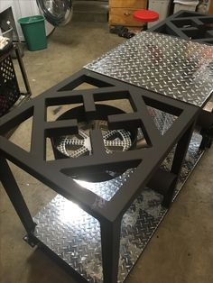 Cool Welding Projects, Welding Tips, Commercial Kitchen Design, Commercial Kitchen Equipment, Barbecue Machine, Custom Bbq Smokers, Stoves Cookers, Diy Grill, Metal Fire Pit