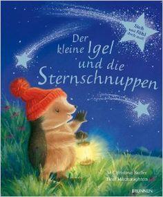 Der kleine Igel und die Sternschnuppen: Amazon.de: M Christina Butler, Tina Macnaughton: Bücher