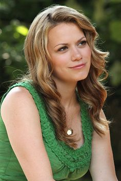 Favorite Female Character-Haley James Scott