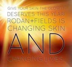 The Rodan + Fields products are truly changing skin and this once in a lifetime business opportunity is changing lives! Ready to get started on your journey? For product info visit christyc.myrandf.com and to join my team visit christyc.myrandf.biz