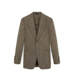 SHELTON NOTCH LAPEL LIGHT CONSTRUCTION JACKET