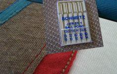 Иглы для пошива трикотажных тканей