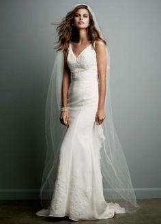 david webb wedding dress
