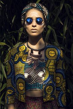 Nubian Collection - An African, artisan lifestyle brand inspired by the African culture. Fashion'  African gypsy'
