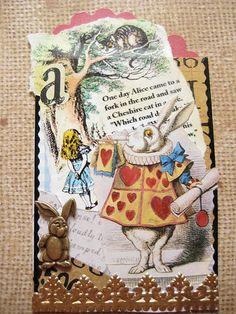 """""""A"""" ATC...Alice!"""