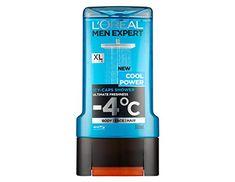 L'Oreal Men Expert #cool  Power -4'C Shower #Gel 300 Ml
