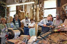 Blue Ox Millworks & Historic Park, Eureka/Humboldt Bay, Humboldt County, Northern California