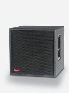 Sub Bass Driver - 800 Watts Program: The Acoustic Technologies Sub Bass Cabinet substantially redefines the size and performance expectations for compact sub bass enclosures ! Just punchy, full bass energy! Loudspeaker, Acoustic, Bass, Compact, Technology, Cabinet, Products, Tech, Clothes Stand