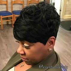 Quick Weave Short Hairstyles Fascinating 27 Pcs Best 27 Pcs Quick Weave Pictures To Pin On Pinterest