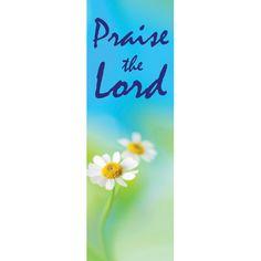 Praise The Lord-Summer (Daisy)