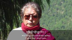 Calling the Guru From Afar - A Tribute to Kyabje Dungse Thinley Norbu Ri...