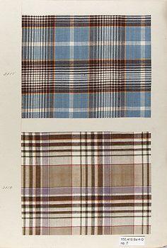 Textile Sample Book Met Museum