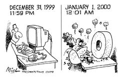 Y2K . . . remember the horror? ;p
