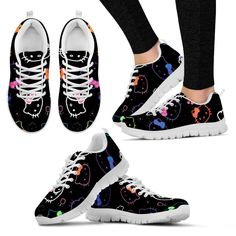 9821903753154a Hello Kitty Women s Sneakers New York Homes
