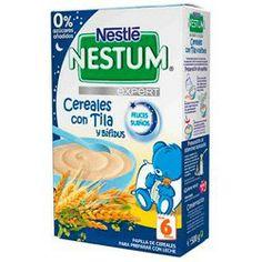NESTLE Nestum Expert Papilla de Cereales con Tila 500g.