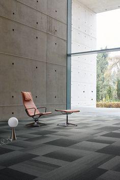Straightforward 308132. #Interfacecarpets #design #flooring