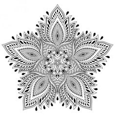 Find Circular Pattern Form Mandala Henna Mehndi stock images in HD and millions of other royalty-free stock photos, illustrations and vectors in the Shutterstock collection. Mandala Art Lesson, Mandala Drawing, Printable Adult Coloring Pages, Coloring Book Pages, Mehndi Style, Cross Tattoo For Men, Marquesan Tattoos, Mandala Tattoo Design, Circular Pattern