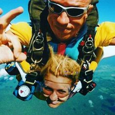 #tbt skydiving over the Great Barrier Reef in March 2003  SO excited about my next travelling adventure... #interrailing around Europe with my husband and baby T  One month countdown today  #skydiving #greatbarrierreef #australia #instatravel by mrsjennyswift http://ift.tt/1UokkV2