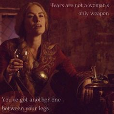 The wise words of a Lannister queen
