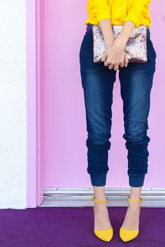 Three New Wardrobe Staples I Tried + Loved with Golden Tote | Studio DIY®