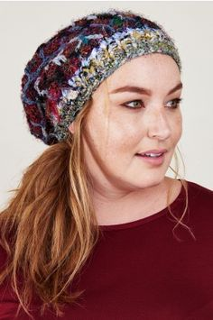 e1cd199213d28 Multi Colors Netted Hat - Earthbound Trading Co. Hipster Hat