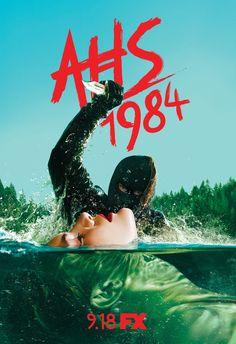 Campfire Tales, Dylan Mcdermott, Seasons Posters, American Horror Story Seasons, Anthology Series, Keys Art, New Poster, Poster Series, Poster Wall