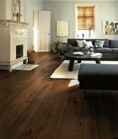 1000 images about dark hardwood floors on pinterest - Colors that match with black ...