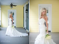 Brooke was an absolutely radiant Bride last month!
