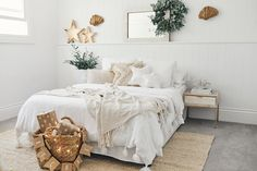 A boutique renovation company created by three best friends and busy mums. We swapped the boardroom for a building site to pursue a passion for RENOVATING. Learn how to renovate just like we do with THE RENO SCHOOL! Three Birds Renovations, White Sheets, Built In Bench, Extra Rooms, Floor Cushions, Cool Rooms, Christmas Home, Christmas 2019, Christmas Decor