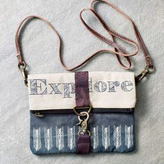Explore Cross body Bag For those free spirits who are wild at heart and constant travellers. 👣 Find Your Own Path - Explore 👣 Take the road less travelled with one of our cross body bags. 👜 www.femailcreatio... #UniqueGifts #GiftsForWomen #Gifts #GiftsForAllOccassions #InspirationalGifts #Love #NewProducts #Bags #CrossBody #GypsySoul #WildOne #Travel #Free #FreeSpirit #Explore #TheRoadNotTaken