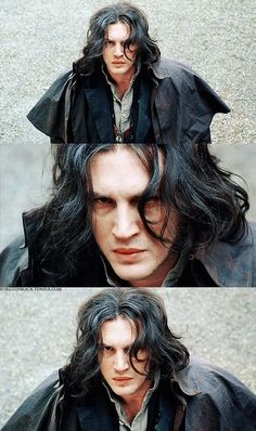 heathcliff - tom hardy - wuthering heights