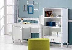 Παιδικό γραφείο Snowy 12206 Girls Bedroom, Shelving, Home Decor, Shelves, Decoration Home, Room Decor, Girl Bedrooms, Shelving Units, Home Interior Design