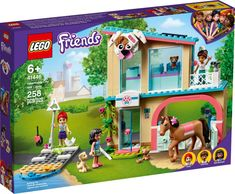 Lego Friends, Hero Of The Day, Van Lego, Vet Clinics, Guide Dog, Baby Turtles, Kittens And Puppies, Sylvanian Families, Baby Kind