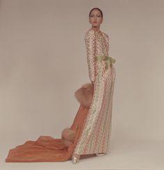 Pat Cleveland in Dior 1972