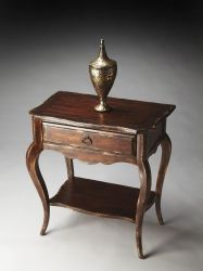2211228 Console Table - Tobacco Leaf