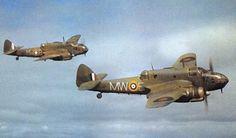 . . . O Bristol Beaufort foi um bombardeiro-torpedeiro britânico projetado e desenvolvido pela Bristol Aeroplane Company a pa...