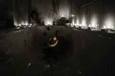 #bath #sang #blood #halloween #effrayant #scary #crazy #pumpkin