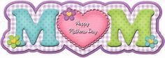 View Design #78713: happy mother's day title